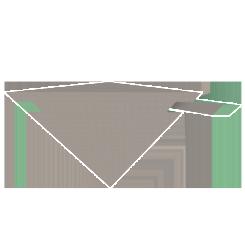 Medium Diamond Bench