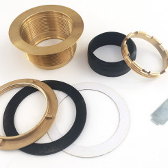 Brass Drain Kit