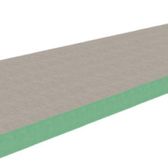 """THIN Single Slope Shower Pan Extension 72"""" x 12"""""""